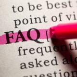 Top 5 Disability FAQ